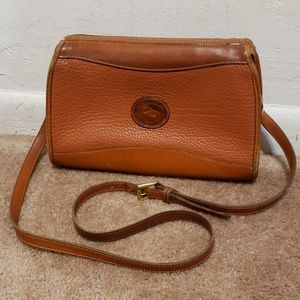 Vintage Dooney & Bourke Shoulder Crossbody Handbag